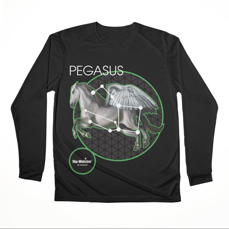 Roman Constellations_Pegasus Women's Longsleeve T-Shirt by Sky-Watcher's Artist Shop