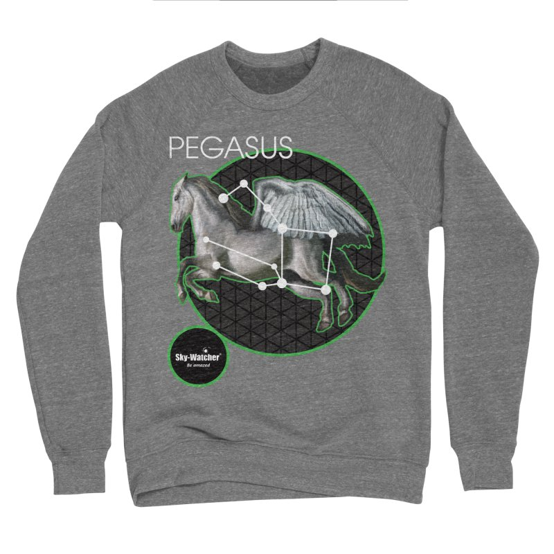 Roman Constellations_Pegasus Men's Sweatshirt by Sky-Watcher's Artist Shop