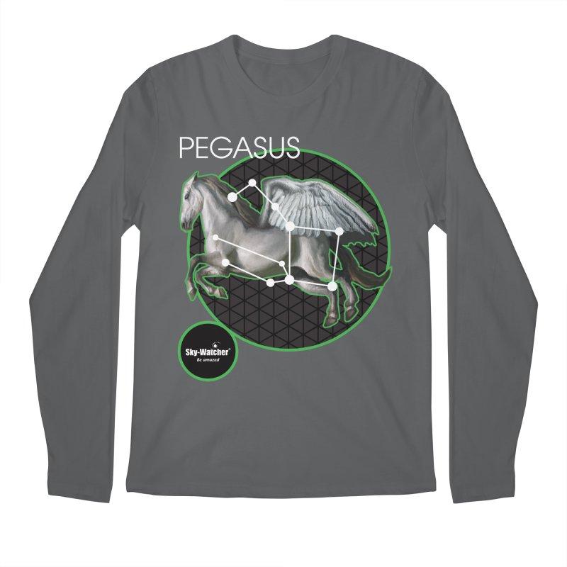 Roman Constellations_Pegasus Men's Longsleeve T-Shirt by Sky-Watcher's Artist Shop