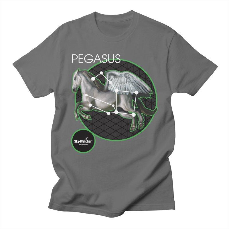 Roman Constellations_Pegasus Men's T-Shirt by Sky-Watcher's Artist Shop