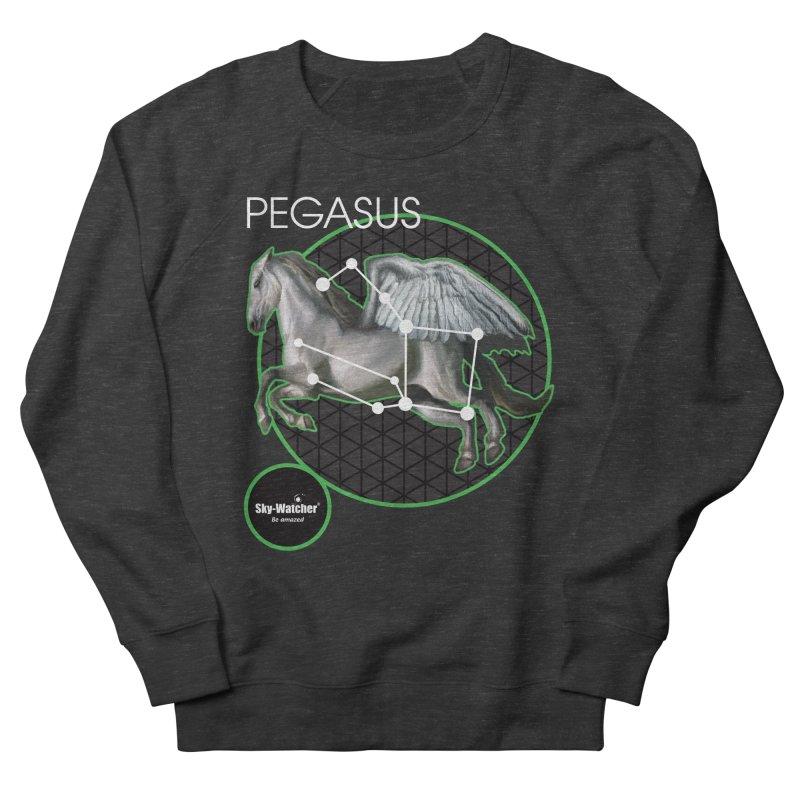Roman Constellations_Pegasus Men's Sweatshirt by Sky-Watcher's Artist Shop