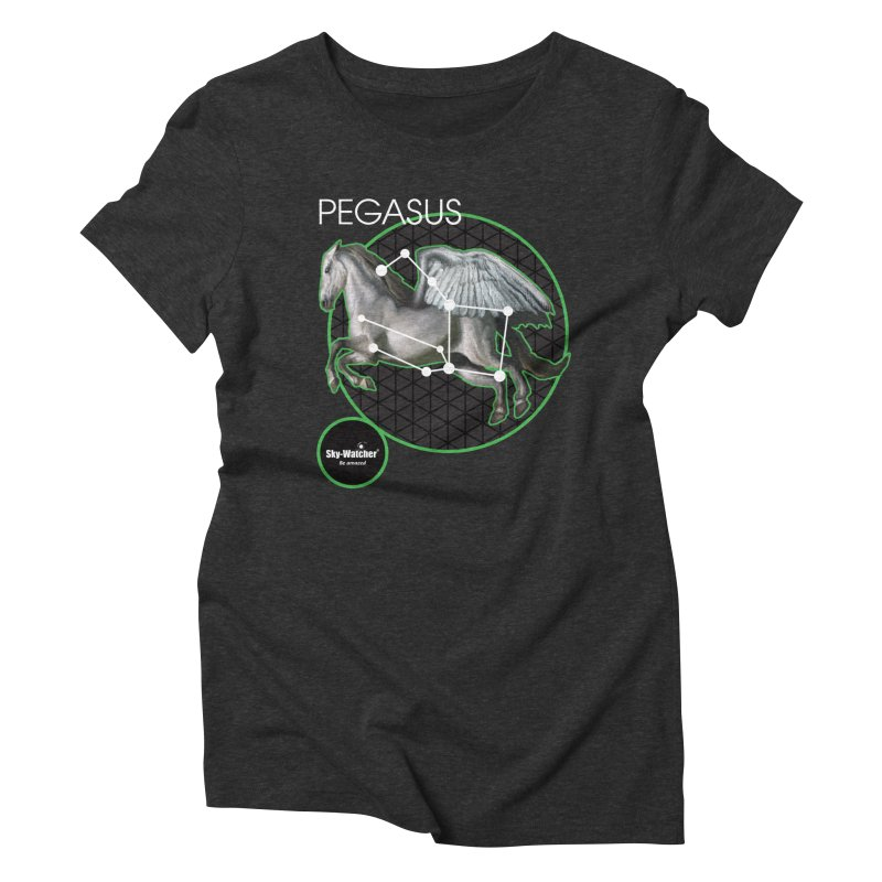 Roman Constellations_Pegasus Women's T-Shirt by Sky-Watcher's Artist Shop