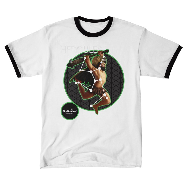 Roman Constellations_Hercules Women's T-Shirt by Sky-Watcher's Artist Shop