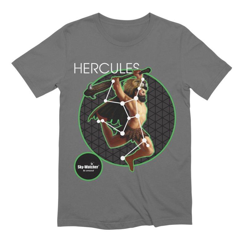 Roman Constellations_Hercules Men's T-Shirt by Sky-Watcher's Artist Shop