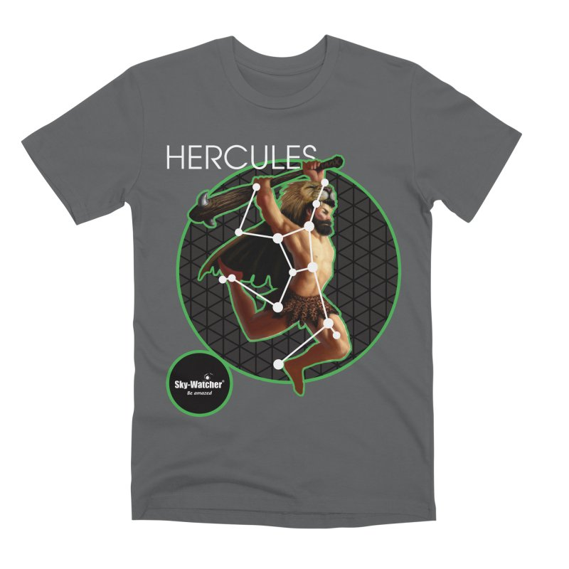 Roman Constellations_Hercules Men's T-Shirt by Sky-Watcher's Artist Shop