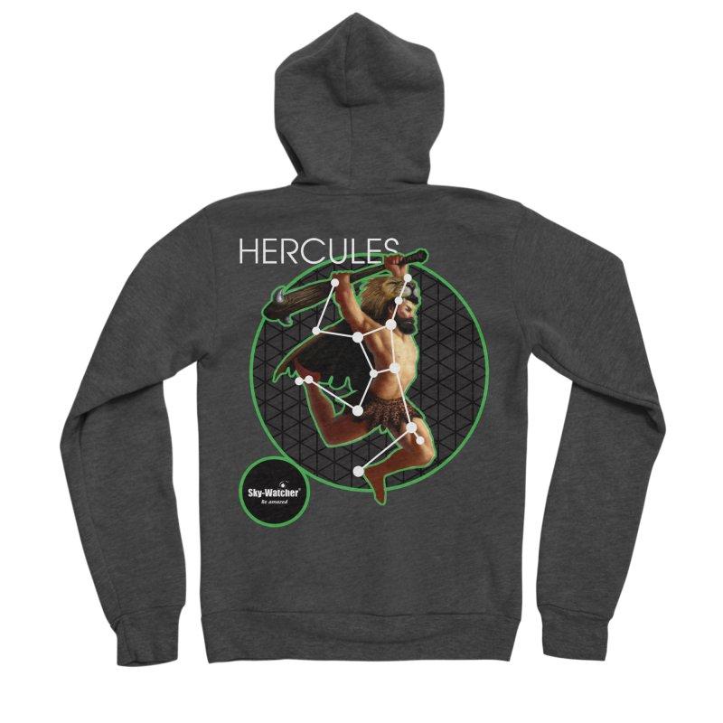 Roman Constellations_Hercules Men's Zip-Up Hoody by Sky-Watcher's Artist Shop