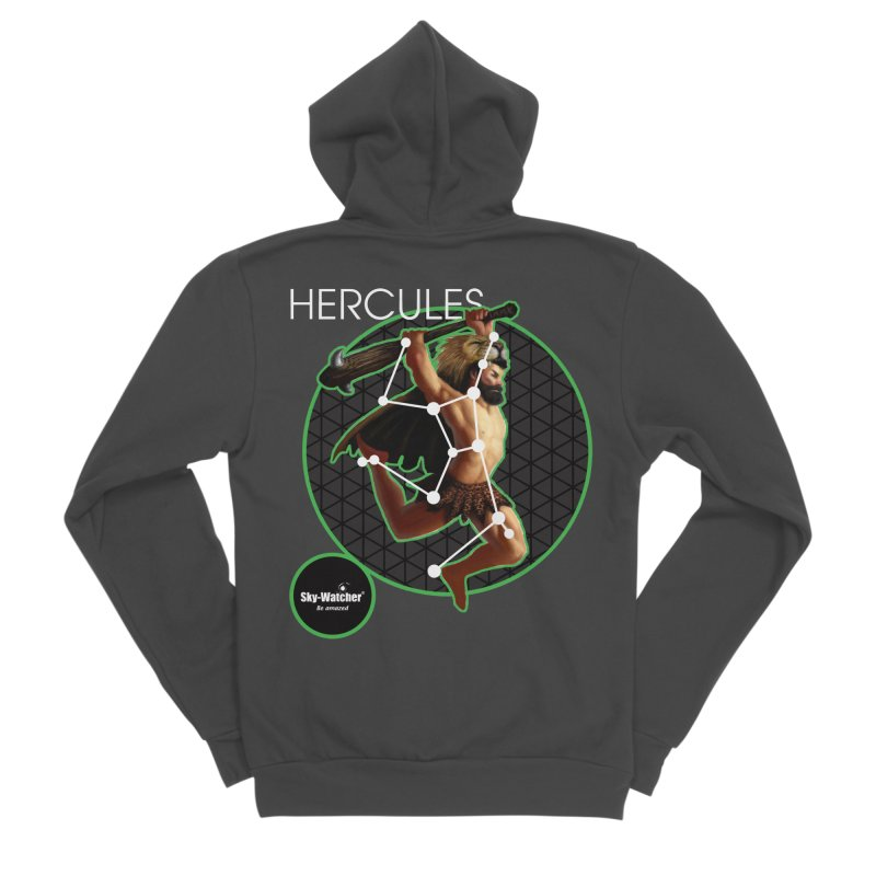 Roman Constellations_Hercules Women's Zip-Up Hoody by Sky-Watcher's Artist Shop