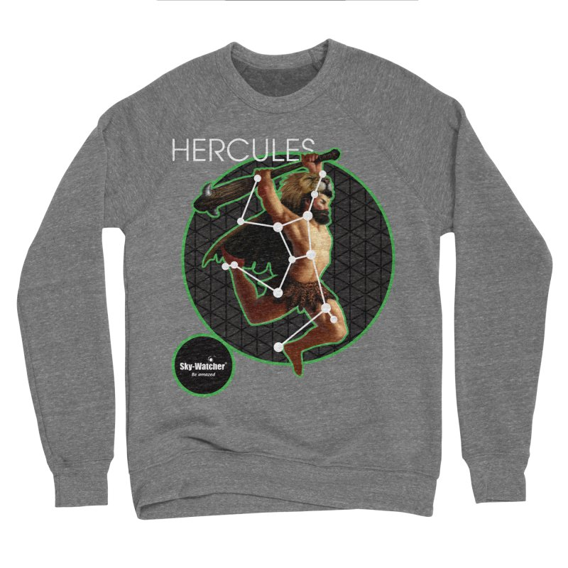 Roman Constellations_Hercules Men's Sweatshirt by Sky-Watcher's Artist Shop