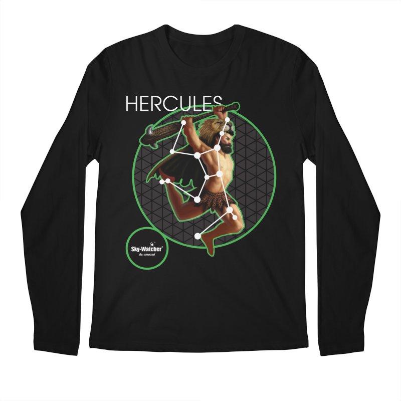 Roman Constellations_Hercules Men's Longsleeve T-Shirt by Sky-Watcher's Artist Shop