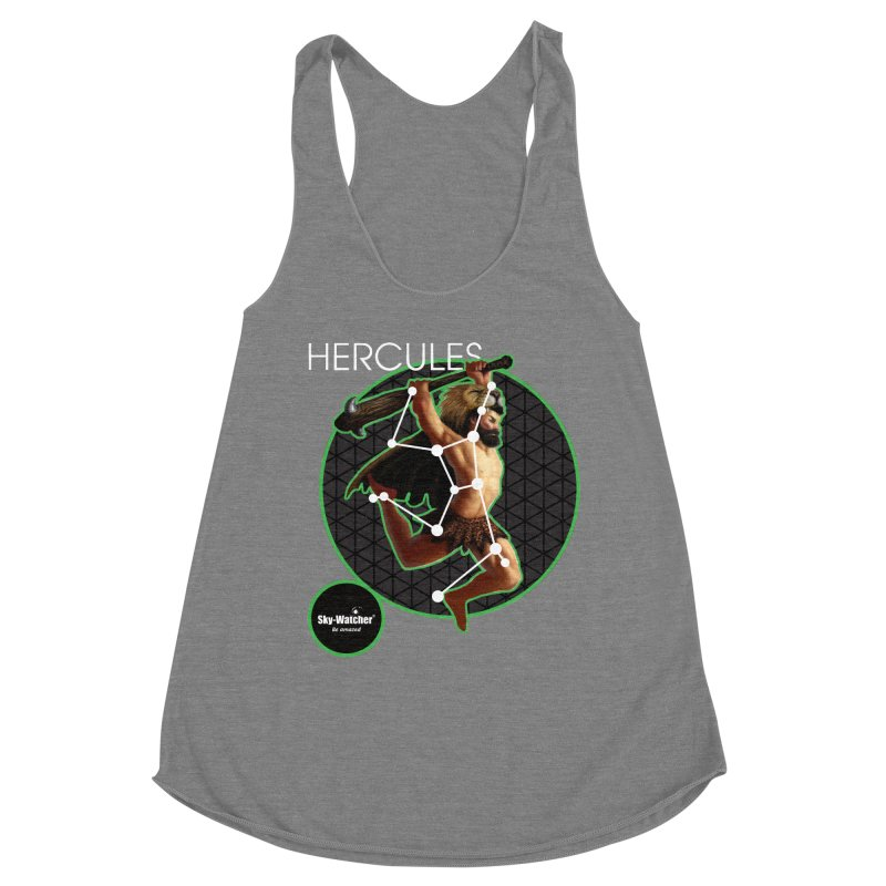 Roman Constellations_Hercules Women's Tank by Sky-Watcher's Artist Shop