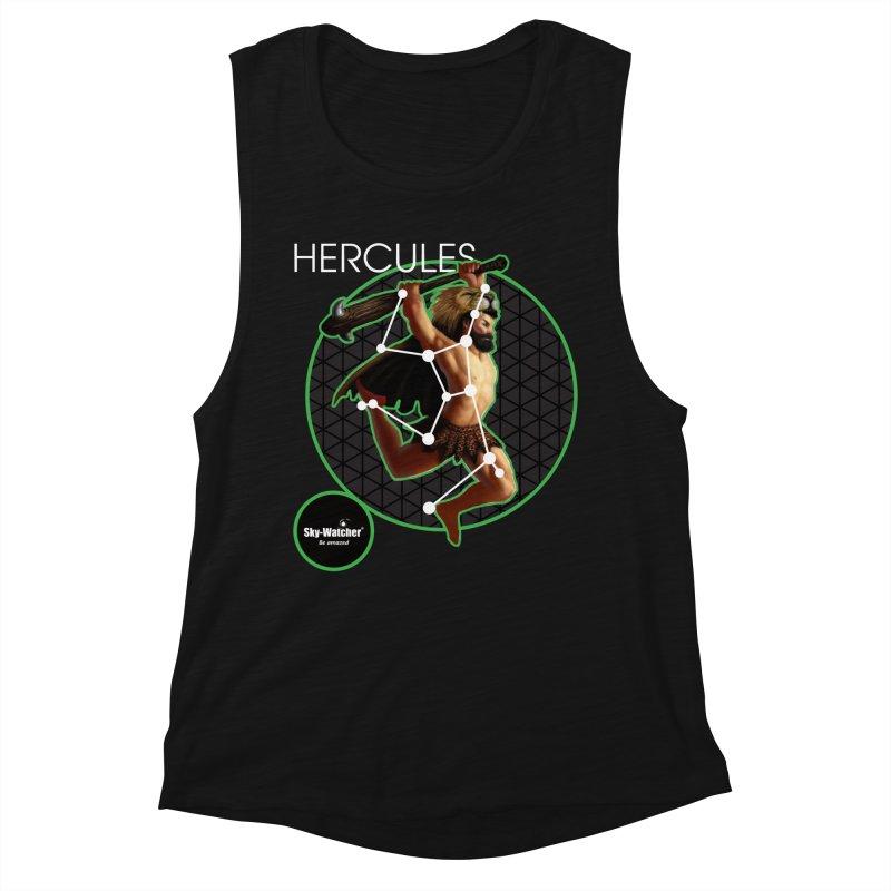 Roman Constellations_Hercules Women's Tank by Sky-Watcher's Artist Shop