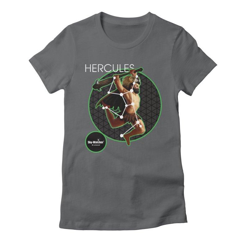 Roman Constellations_Hercules Women's T-Shirt by Sky-Watcher's Artist Shop