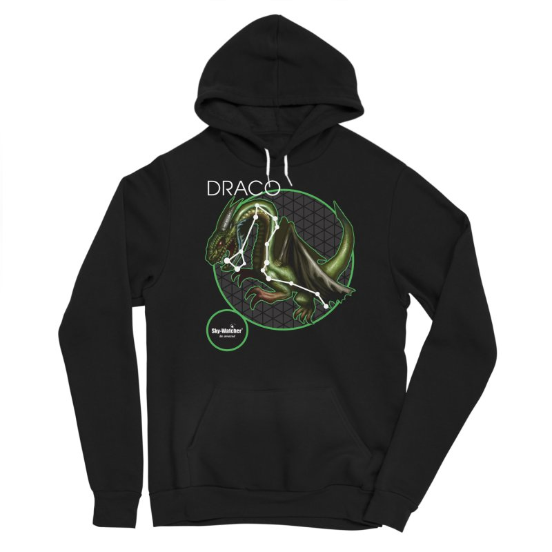 Roman Constellations_Draco Men's Pullover Hoody by Sky-Watcher's Artist Shop