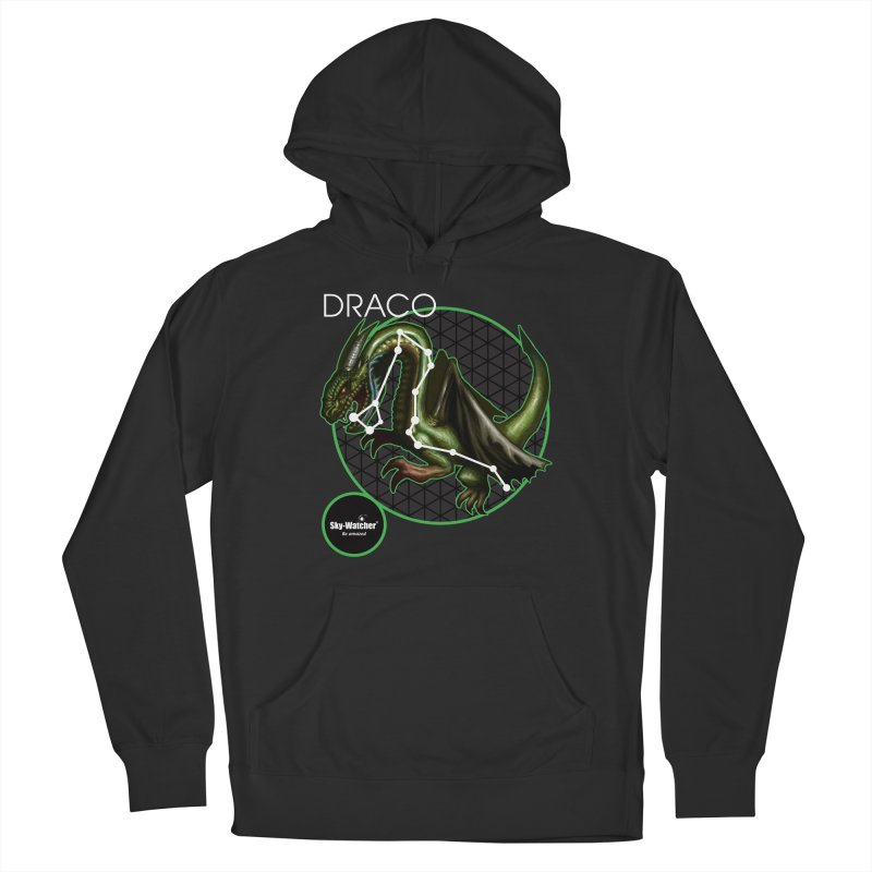 Roman Constellations_Draco Men's Pullover Hoody by Sky-Watcher's Artist Shop