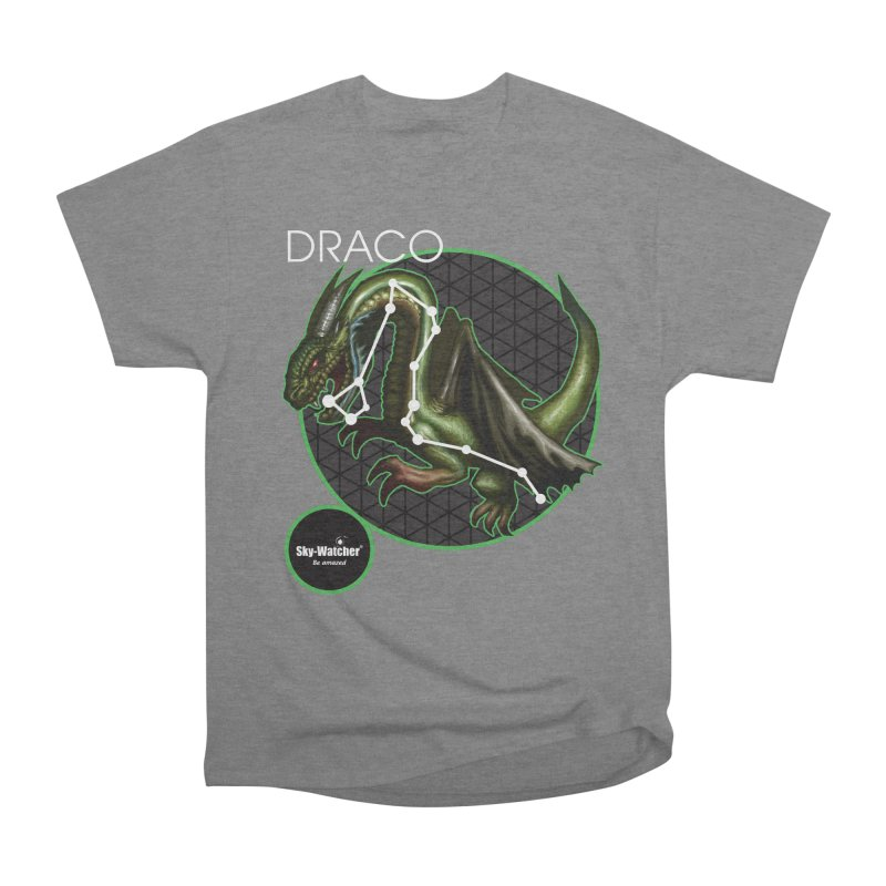 Roman Constellations_Draco Men's T-Shirt by Sky-Watcher's Artist Shop