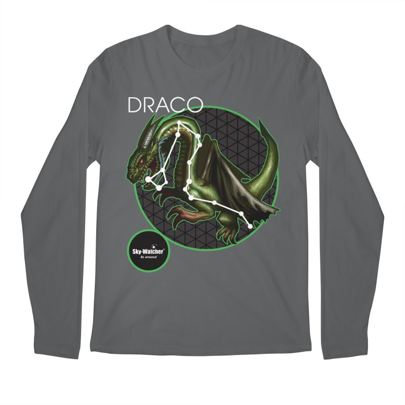 Roman Constellations_Draco Men's Longsleeve T-Shirt by Sky-Watcher's Artist Shop