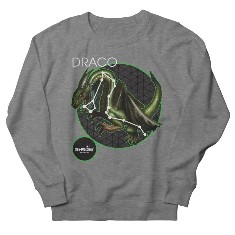 Roman Constellations_Draco Men's Sweatshirt by Sky-Watcher's Artist Shop