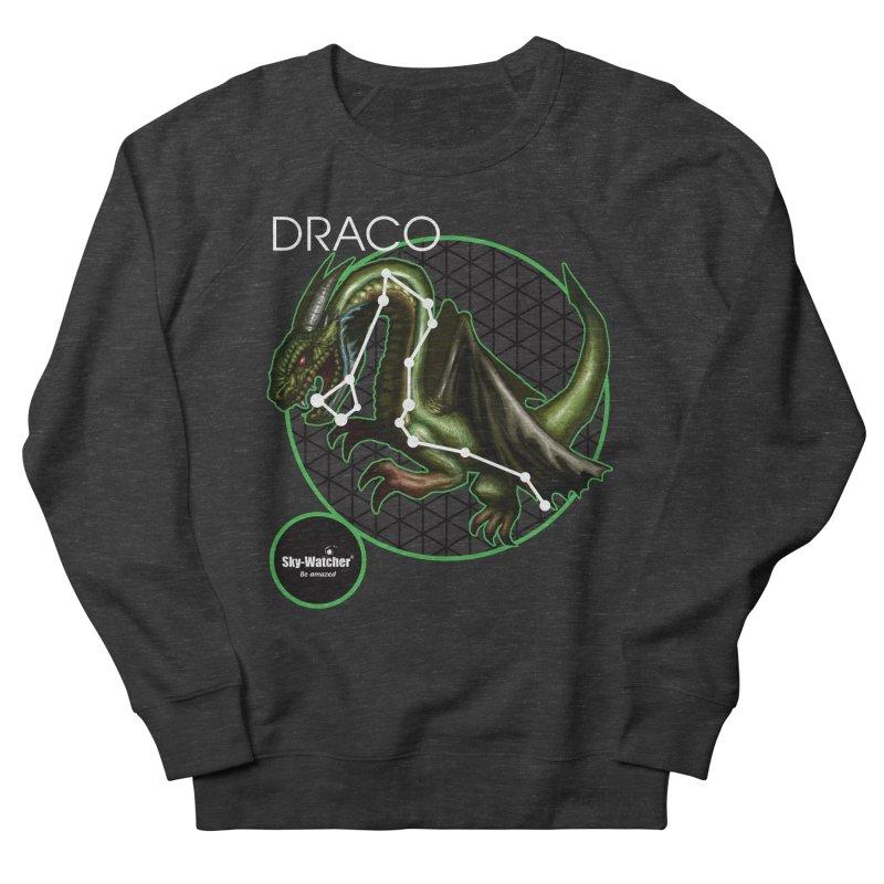 Roman Constellations_Draco Men's Sweatshirt by Sky-Watcher's Artist Shop
