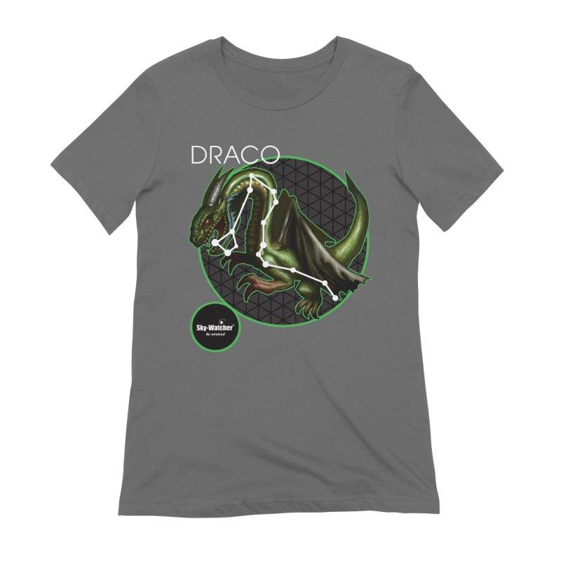 Roman Constellations_Draco Women's T-Shirt by Sky-Watcher's Artist Shop