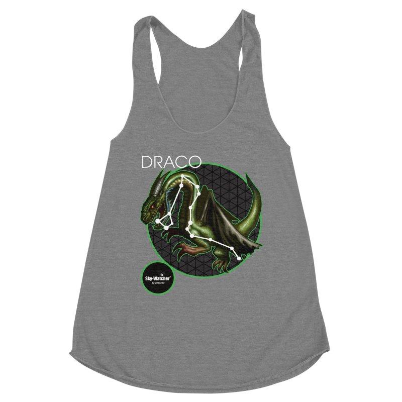 Roman Constellations_Draco Women's Tank by Sky-Watcher's Artist Shop