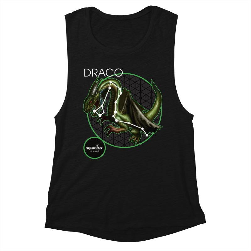 Roman Constellations_Draco Women's Tank by Sky-Watcher's Artist Shop