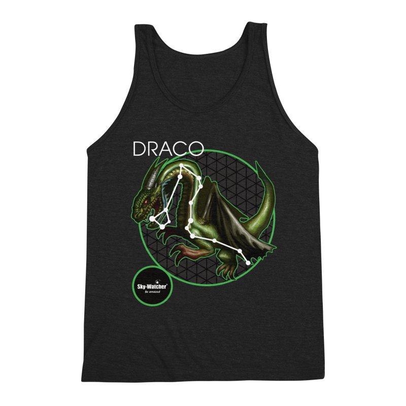 Roman Constellations_Draco Men's Tank by Sky-Watcher's Artist Shop