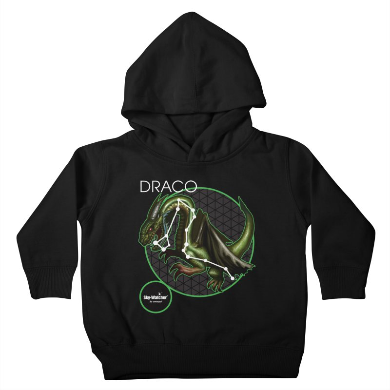 Roman Constellations_Draco Kids Toddler Pullover Hoody by Sky-Watcher's Artist Shop