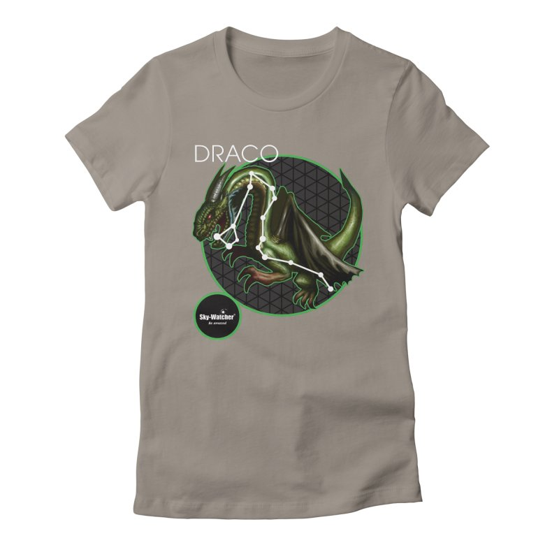 Roman Constellations_Draco Women's T-Shirt by Sky-Watcher's Artist Shop