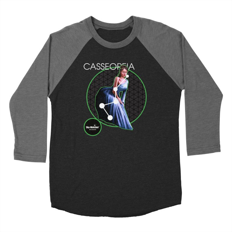 Roman Constellations_Casseopeia Women's Longsleeve T-Shirt by Sky-Watcher's Artist Shop