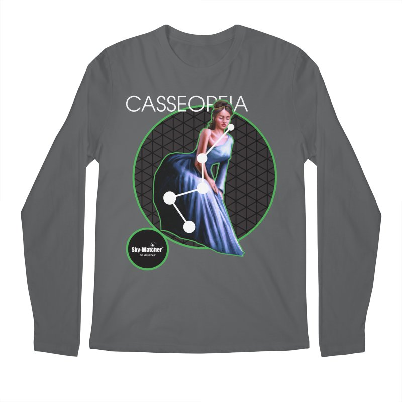 Roman Constellations_Casseopeia Men's Longsleeve T-Shirt by Sky-Watcher's Artist Shop