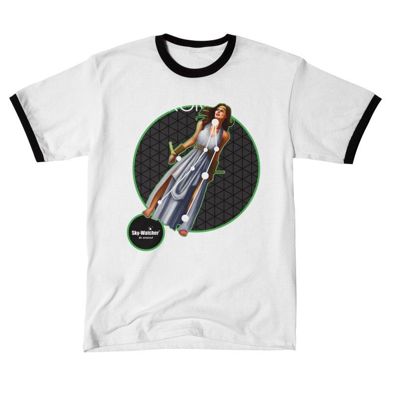 Roman Constellations_Andromeda Men's T-Shirt by Sky-Watcher's Artist Shop
