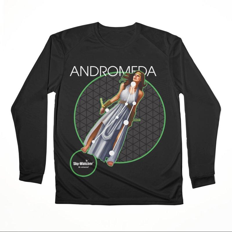 Roman Constellations_Andromeda Women's Longsleeve T-Shirt by Sky-Watcher's Artist Shop