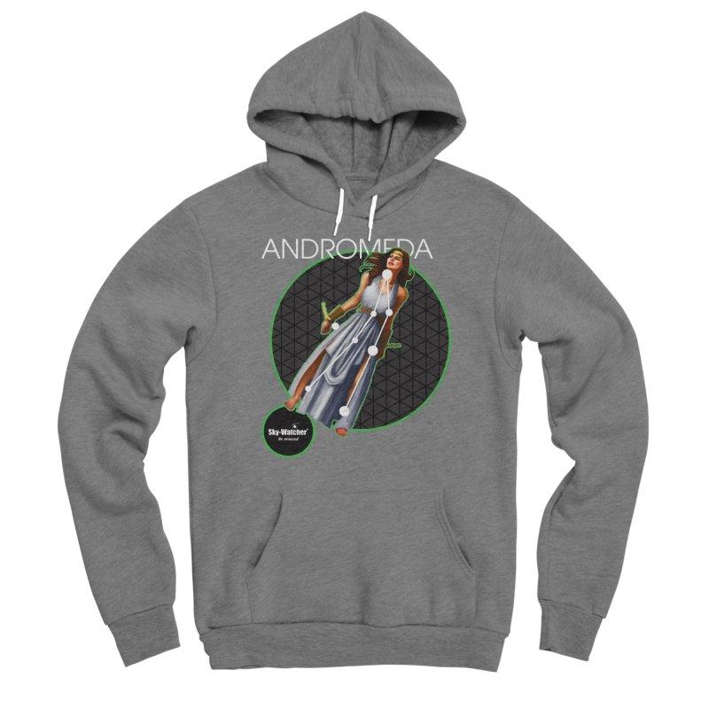 Roman Constellations_Andromeda Men's Pullover Hoody by Sky-Watcher's Artist Shop