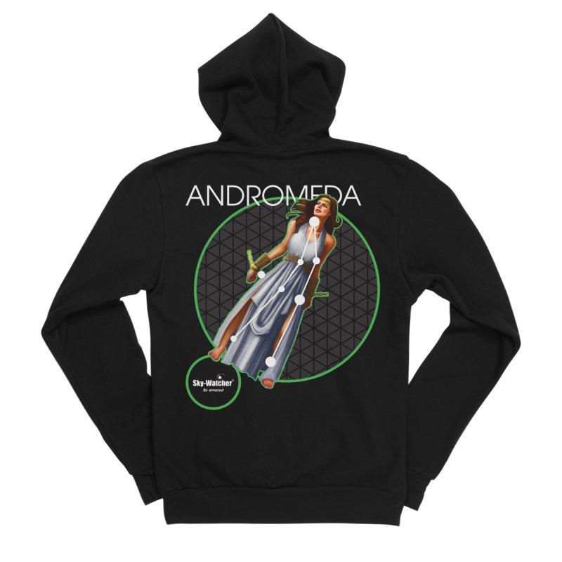 Roman Constellations_Andromeda Men's Zip-Up Hoody by Sky-Watcher's Artist Shop