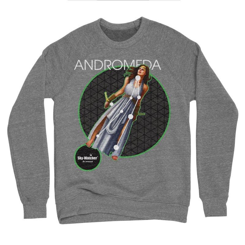 Roman Constellations_Andromeda Men's Sweatshirt by Sky-Watcher's Artist Shop