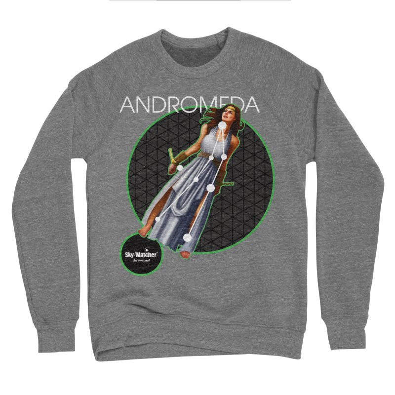 Roman Constellations_Andromeda Women's Sweatshirt by Sky-Watcher's Artist Shop