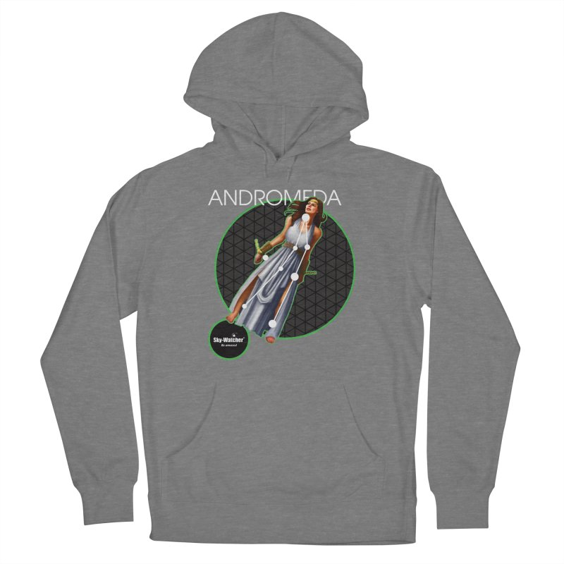 Roman Constellations_Andromeda Women's Pullover Hoody by Sky-Watcher's Artist Shop