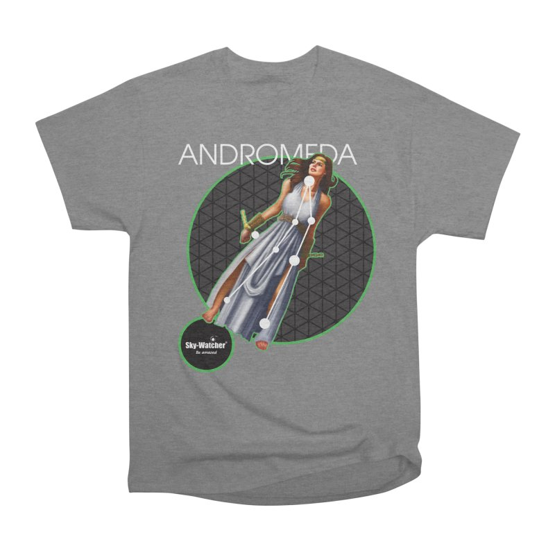 Roman Constellations_Andromeda Men's T-Shirt by Sky-Watcher's Artist Shop