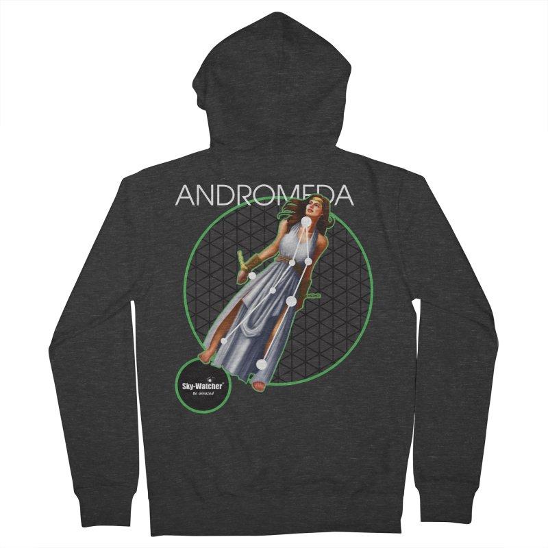 Roman Constellations_Andromeda Women's Zip-Up Hoody by Sky-Watcher's Artist Shop