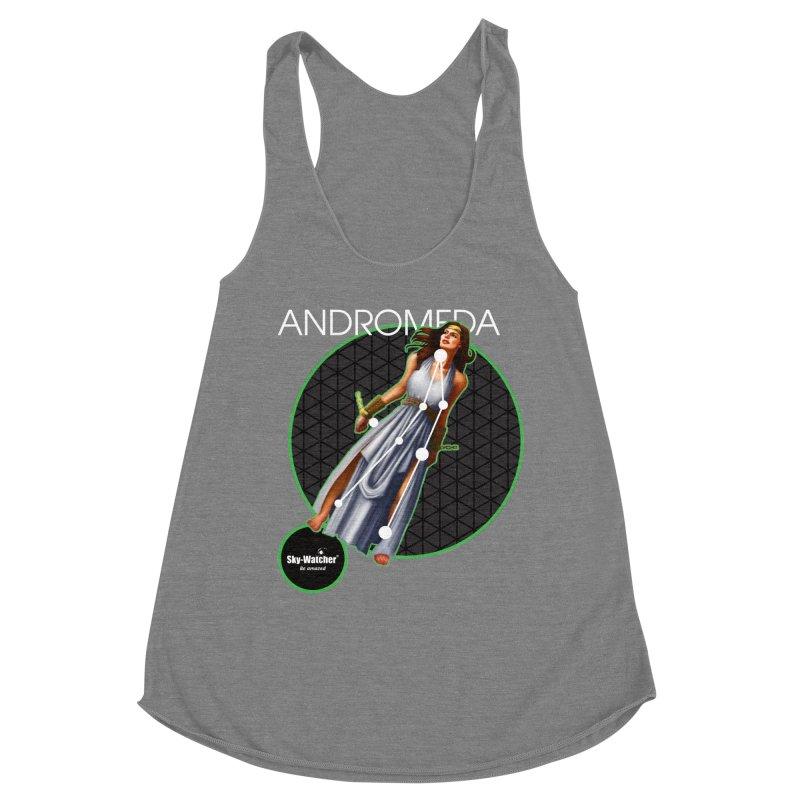 Roman Constellations_Andromeda Women's Tank by Sky-Watcher's Artist Shop