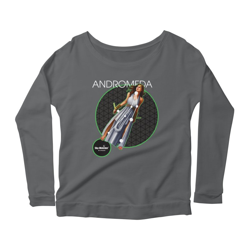 Roman Constellations_Andromeda Women's Longsleeve T-Shirt by Sky-Watcher's Artist Shop