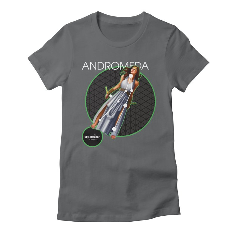 Roman Constellations_Andromeda Women's T-Shirt by Sky-Watcher's Artist Shop