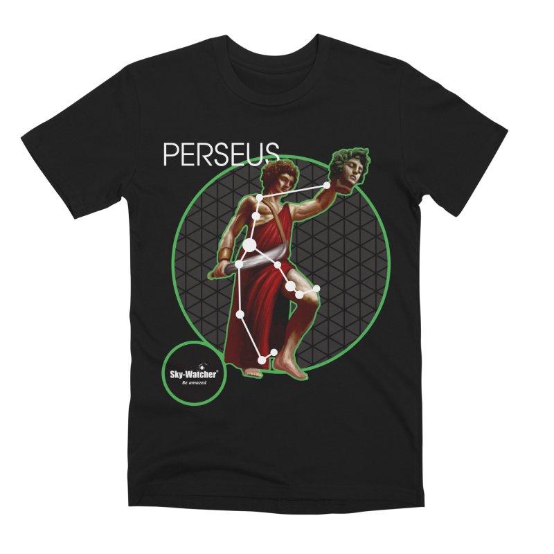 Roman Constellations_Perseus Men's T-Shirt by Sky-Watcher's Artist Shop