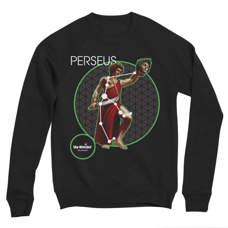 Roman Constellations_Perseus Men's Sweatshirt by Sky-Watcher's Artist Shop