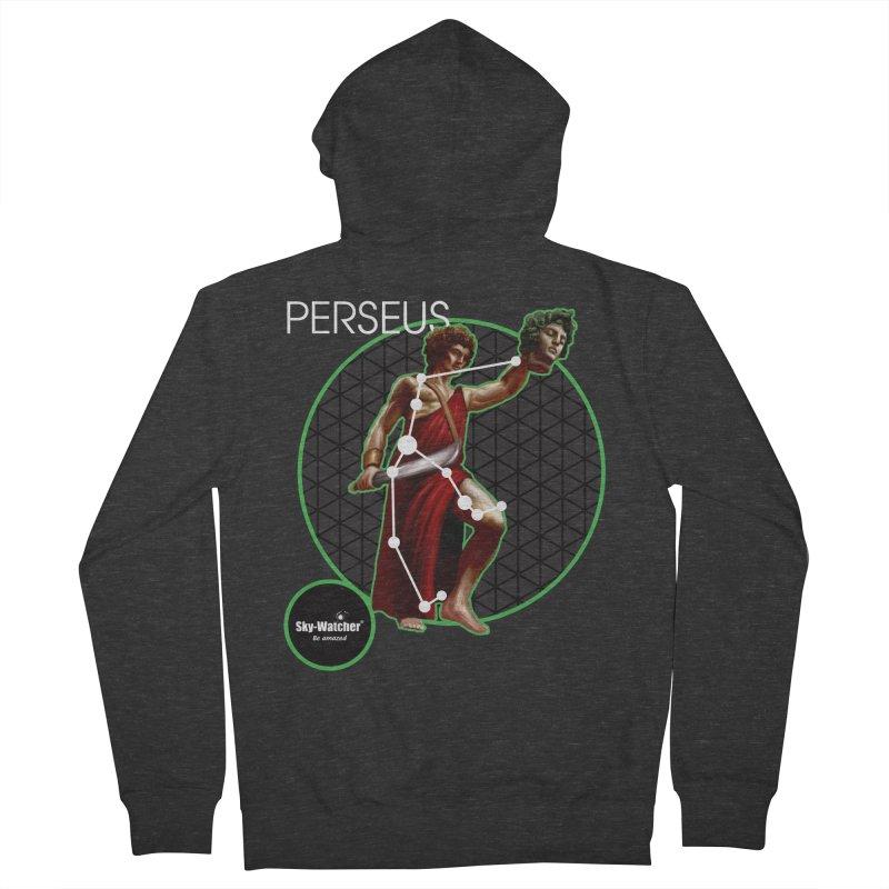 Roman Constellations_Perseus Men's Zip-Up Hoody by Sky-Watcher's Artist Shop