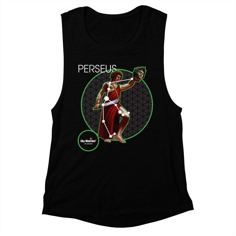 Roman Constellations_Perseus Women's Tank by Sky-Watcher's Artist Shop