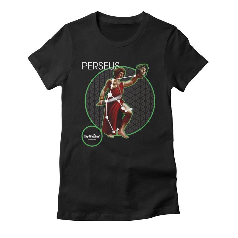Roman Constellations_Perseus Women's T-Shirt by Sky-Watcher's Artist Shop