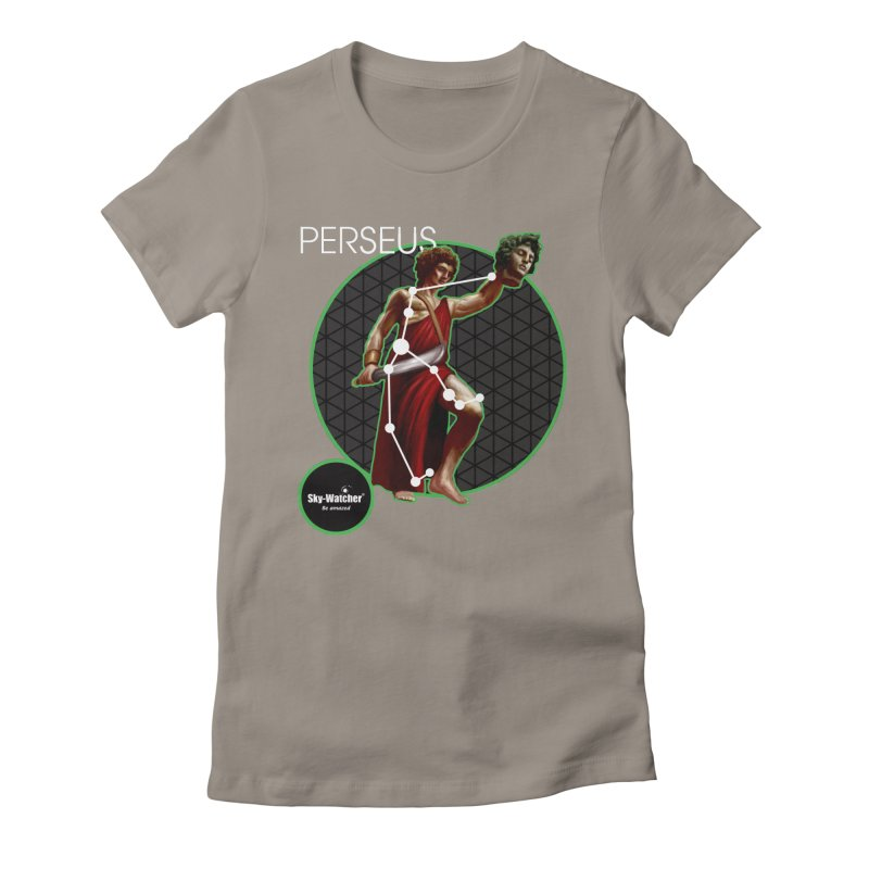 Roman Constellations_Perseus Women's T-Shirt by Sky-Watcher's Artist Shop