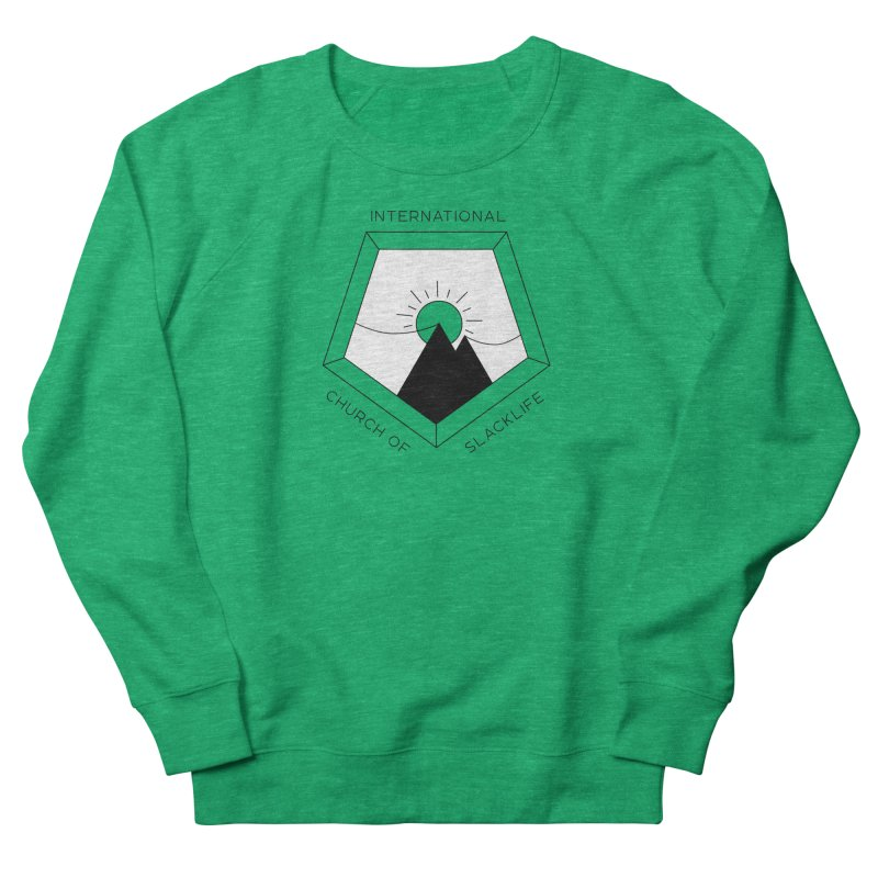 Classic Logo Women's Sweatshirt by Slack Shop