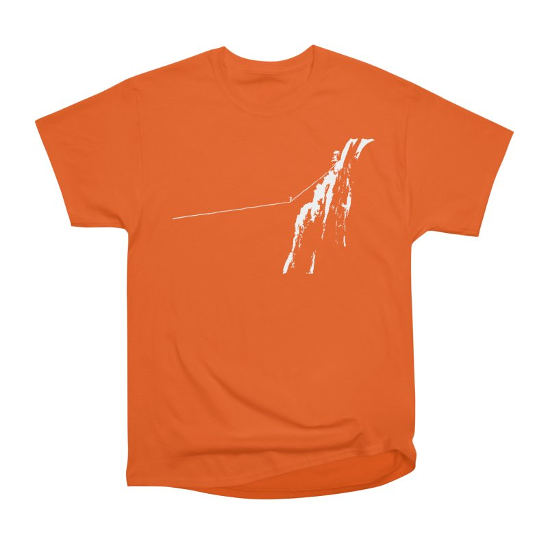 Rostrum Men's Heavyweight T-Shirt by Slack Shop